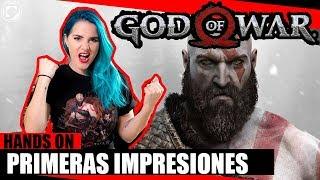 ASÍ LUCE GOD OF WAR - Primeras Impresiones