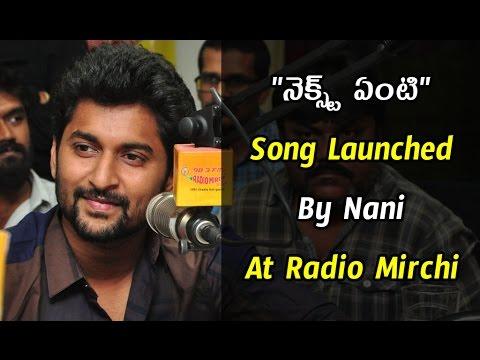 Nenu Local song launch at Radio Mirchi 98 3 FM