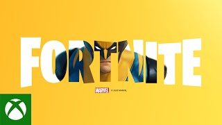 Wolverine Arrives | Fortnite