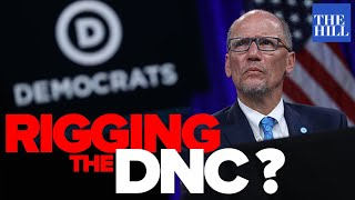 Nomiki Konst: Is Tom Perez trying to rig the DNC again?