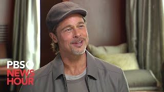 WATCH: Brad Pitt repeats the one movie line that's stayed with him