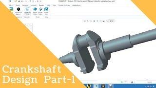 Crankshaft Design - part 1