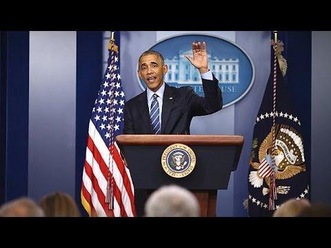 Η αποχαιρετιστήρια συνέντευξη Ομπάμα από τον Λευκό Οίκο