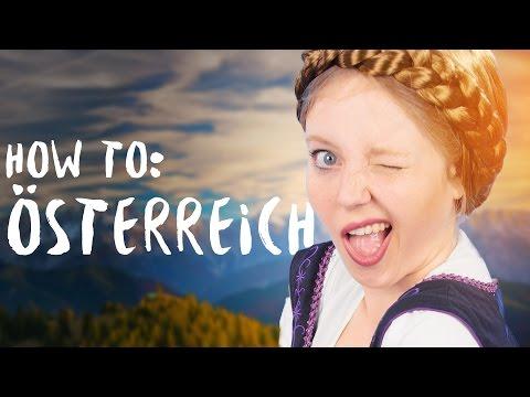 7 Schritte zum Österreicher - Parodie - Klein aber Hannah