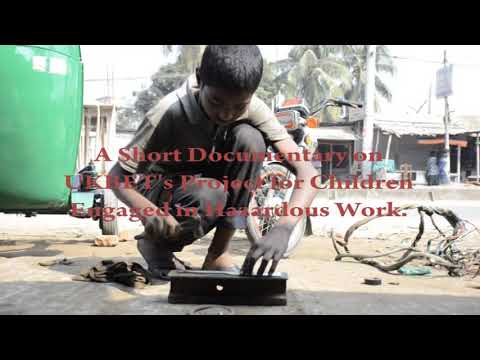 Project for the children engaged in hazardous work