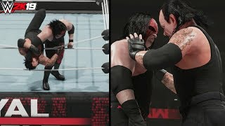 WWE 2K19: What Happens If You Eliminate Your Tag Partner In The Royal Rumble?