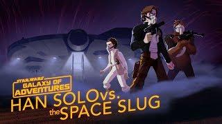 Episode 1.22 Han Solo vs. la Limace de l'Espace – L'artiste de l'évasion (VO)