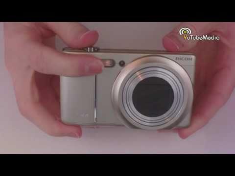 Ricoh CX4 Digital Camera Review & Demo!