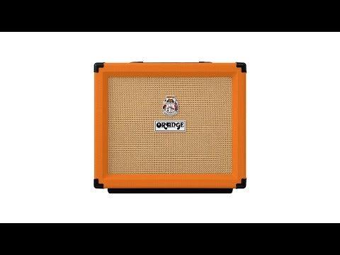 Orange Rocker 15 BLK Guitar Amplifier Combo 1x10 Speaker 15 Watts Black