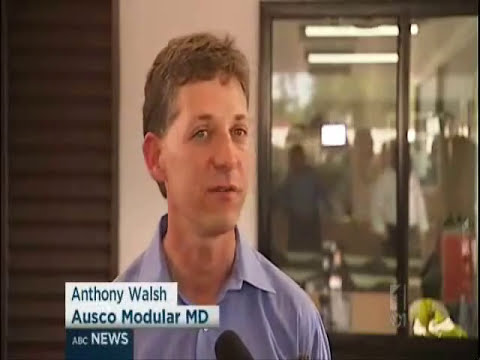 ABC News Stayover in Darwin (17/09/2013)