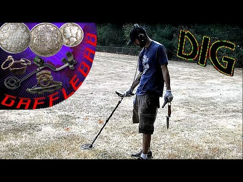 Metal Detecting Canada - Teknetics Delta 4000 - Makro Pointer - White's Digmaster