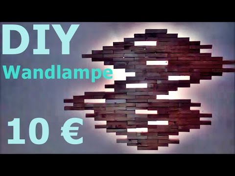 DIY Designer Lampe!