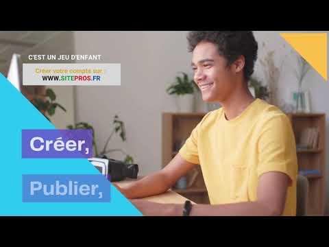 SitePros, la plateforme d'entreprise de nouvelle génération