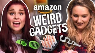 9 Weird Amazon Kitchen Gadgets That ACTUALLY Work?!