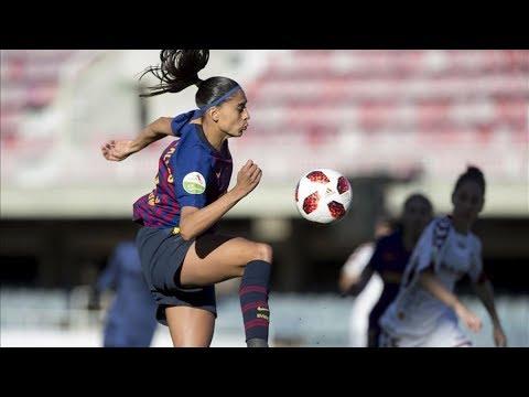 El técnico del Barcelona Femenino denuncia un insulto racista a Andres