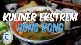 5 Kuliner Ekstrem di Hong Kong yang Menarik untuk Dicoba