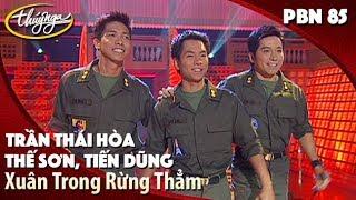 PBN 85 | Thế Sơn, Trần Thái Hòa, Tiến Dũng - Xuân Trong Rừng Thẳm