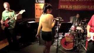 Video Night Fiction u Staré paní hrají Hit the road Jack