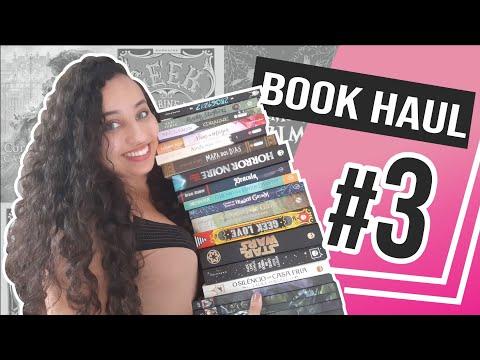 MEGA BOOKHAUL ? 7 Graphic Novels e 15 livros novos na estante | Karina Nascimento?Paraíso dos Livros