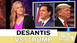 Gov. Ron DeSantis Could Be Our Next Presidential Nightmare