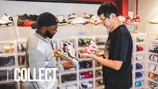 Australia's Michael Fan Shows Off One of the Most Insane AIR JORDAN COLLECTIONS Ever Seen | iCollect
