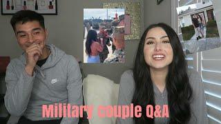 MILITARY COUPLE Q&A