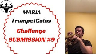 MARIA   TG Challenge Submission #9
