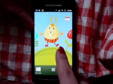 Video of Easter Carousel Wallpaper