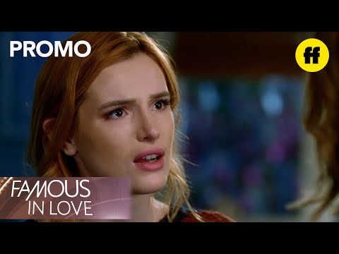 "Famous in Love | Season 1, Episode 7 Promo ""Secrets and Pies"" 