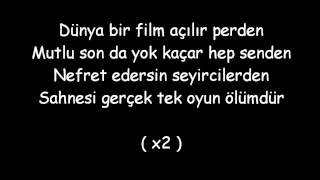 Norm Ender - Son Uyku ( Lyrics )
