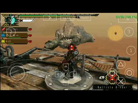 Mh3rd - Best Settings for Android PPSSPP - смотреть онлайн