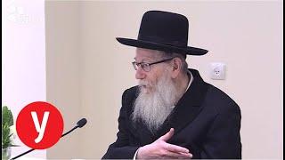 סבב התייעצות של ראובן ריבלין עם סיעת יהדות התורה