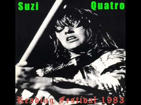 """Suzi Quatro """" Hollywood """""""