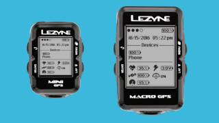 Lezyne Y10 GPS - Getting Started Tutorial