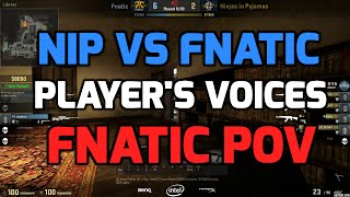 preview picture of video 'Katowice 2015 - fnatic vs NiP inferno grand final players voices (fnatic POV Swedish)'