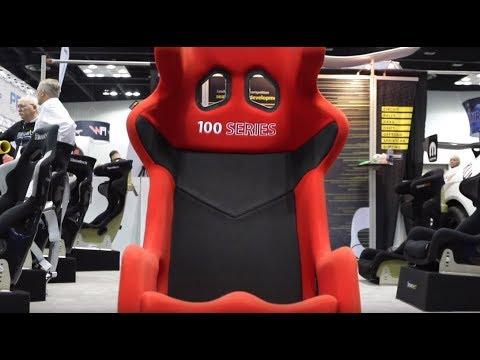 PRI 2018: New RT4100WTHR seat