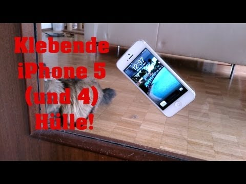 Coolste iPhone 5 Hülle - Salutoo Skin fürs iPhone Test Teil 1
