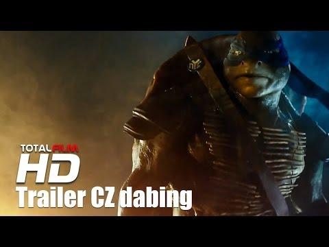 Želvy Ninja / TMNT (2014) CZ HD dabing