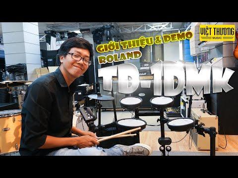 Giới thiệu và demo bộ trống điện Roland TD1DMK