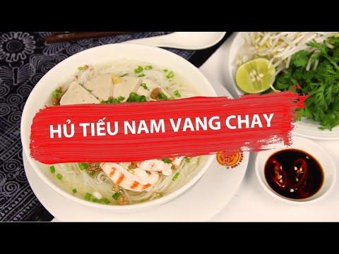 ✅ HỦ TIẾU NAM VANG CHAY - Món ngon Au Lac Vegan