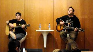 Bowling For Soup - Graduation Trip - Acoustic - Live