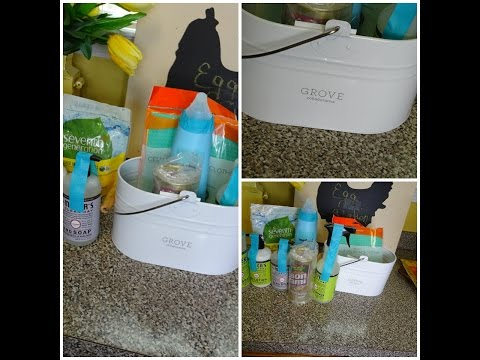 Grove Collaborative Purchase… Natural Cleaning Products