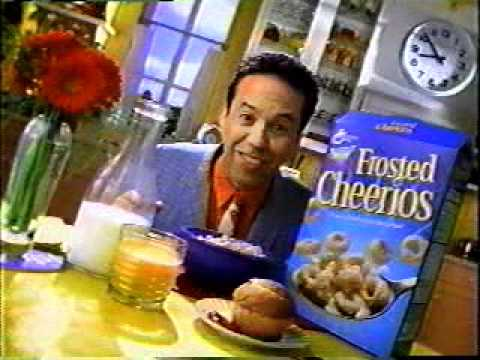 Frosted Cherrios Commercial