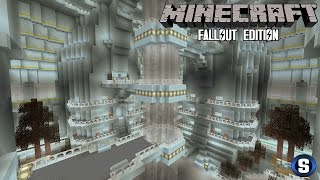 Minecraft - The Institute Fallout 4 - Fallout Edition Mash Up Pack