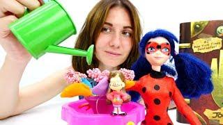 Видео для девочек. Чудо цветок от Леди Баг и Мейбл