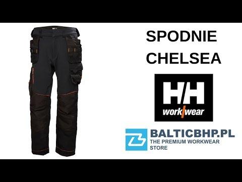 #275 Spodnie Helly Hansen Stretch Balticbhp.pl Prezentacja Opinia Test Premium Workwear Review