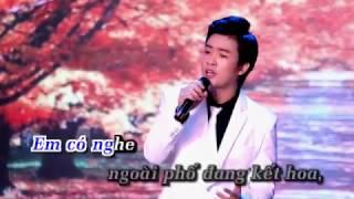 [Karaoke] Chuyện Tình Không Dĩ Vãng   Thiên Quang