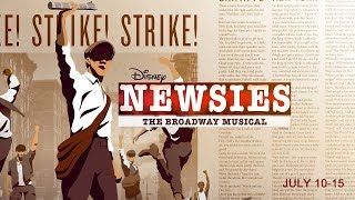 SIZZLE REEL: NEWSIES at the Wells Fargo Pavilion July 10-15