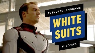 Are Avengers: Endgame's White Suits for Quantum Realm Travel?