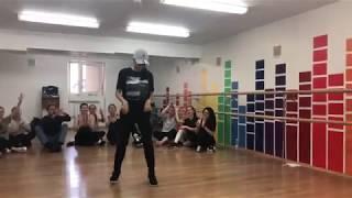 Мастер-классы Любы Гаврилец в Dance Life! Танцы в Белгороде. Urban choreo